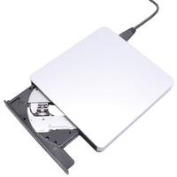Ultra Mince 3.0 USB CD/DVD-RW Graveur Writer Externe Disque Dur Pour PC Portable Mac