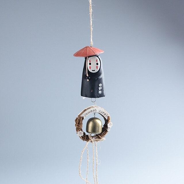 Фигурки декор для дома Безликий Унесенные призраками 2