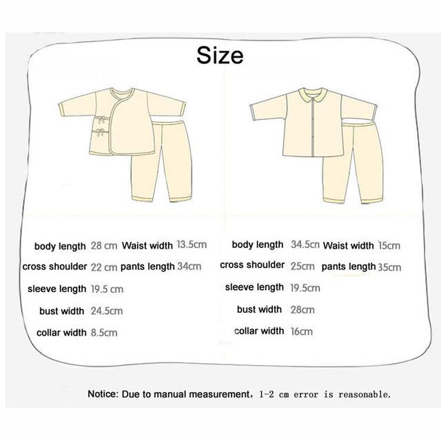 18 Piece Newborn Baby Set Clothes 100% Cotton