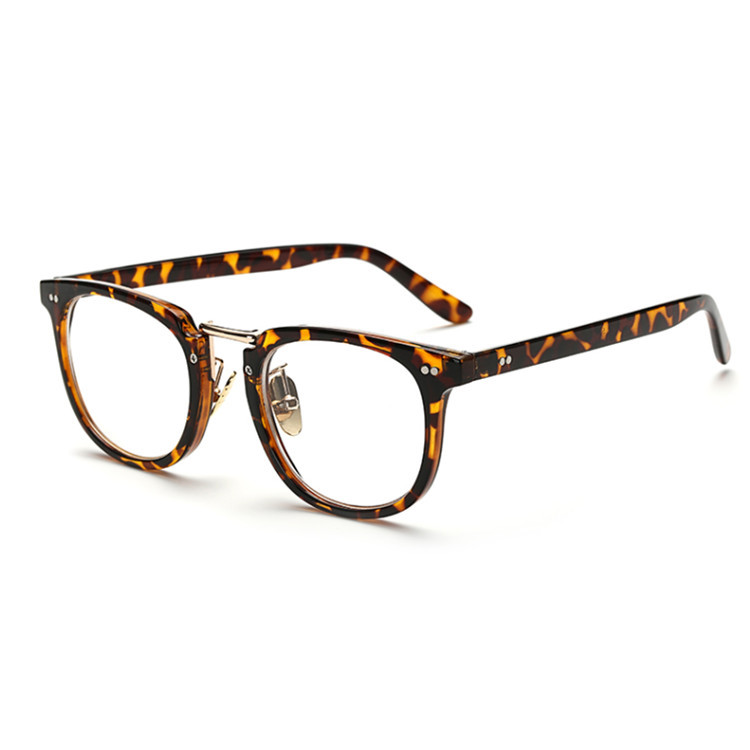 c3d4248b13 2016 Plastic Glasses Frames For Women Men Vintage Nerd Eyeglasses Frames  Clear Glasses Frame Brand Optical Tag Round PG002-in Eyewear Frames from  Apparel ...
