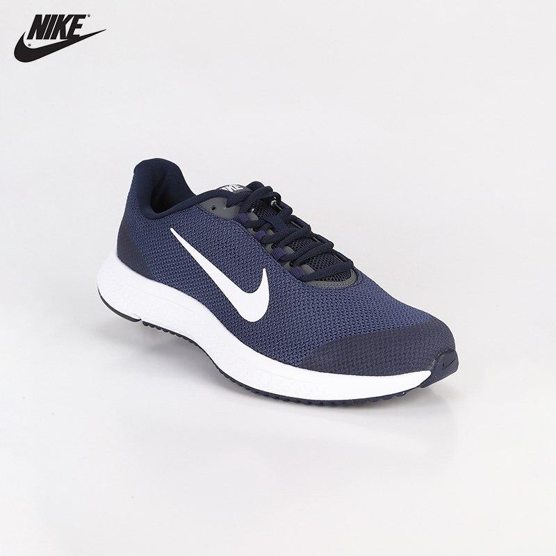 NIKE running shoes RunAllDay blue/white