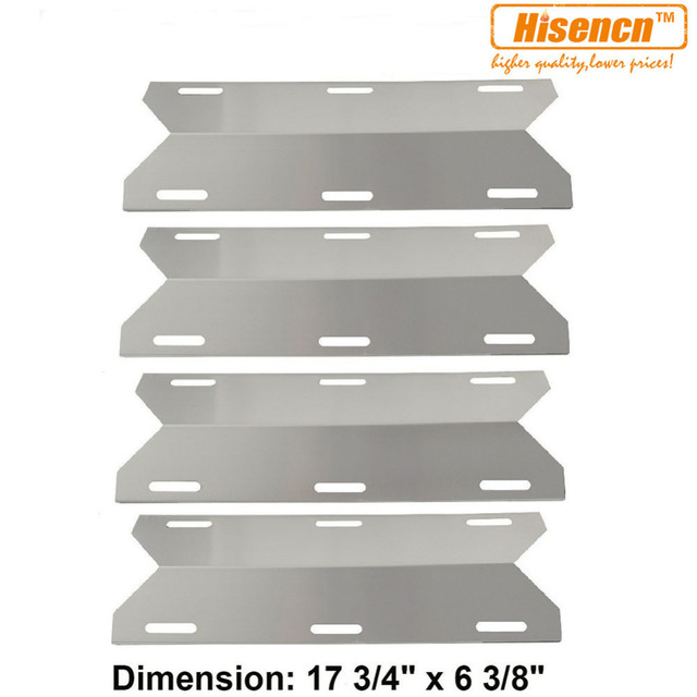 Hisencn 91231 4ps/pk KIT Stainless Steel Heat Tent Plate Replacement for Jenn air  sc 1 st  AliExpress.com & Hisencn 91231 4ps/pk KIT Stainless Steel Heat Tent Plate ...