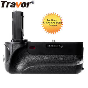 Travor Battery Grip for Sony A7 A7R A7S replacement VG-C1EM