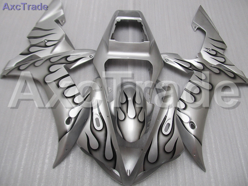 Motorcycle Fairing Kit For Yamaha YZF1000 YZF 1000 R1 YZF-R1 2002 2003 02 03 Fairings kit High Quality ABS Plastic Injection