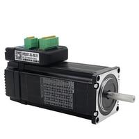 New 3N.M Integrated Step Motor IHSS57 36 30 encoder 1000 lines work 36V driver and motor makeup close loop NEMA23 Speed 1500RP