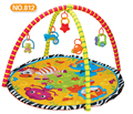 Bebê PLAYGYM jogo cobertor do bebê engatinhando tapete de bebê jogar ginásio tapete Mat tapete