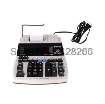 1 Piece 100% Original New Canon MP-120MG 2 Colors Printing Calculator Photographed Financial printing calculators color printer