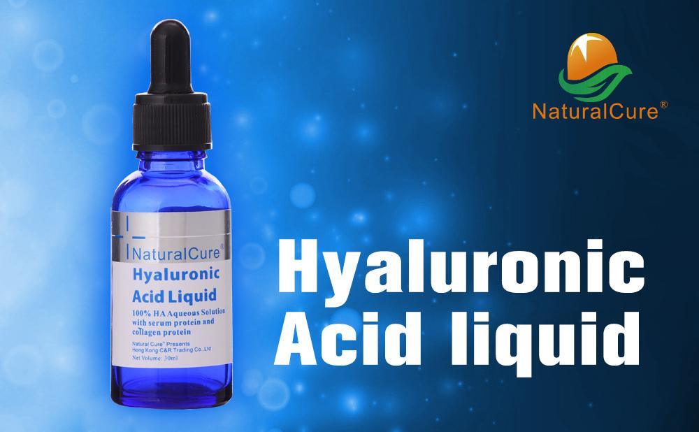 NaturalCure Hydrationist HYALURONIC ACID LIQUID for Greasy Skin, Moisturizer, Increase Skin Breath, Lock Water in Your Skin