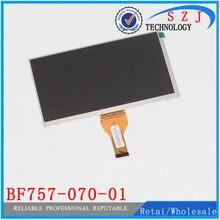 """Nuevo 7 """"pulgadas tablet case Matrix Irbis TX69 BF757-070-01 WY070ML757CP21B TFT LCD pantalla de reemplazo Del Panel Envío Gratis"""