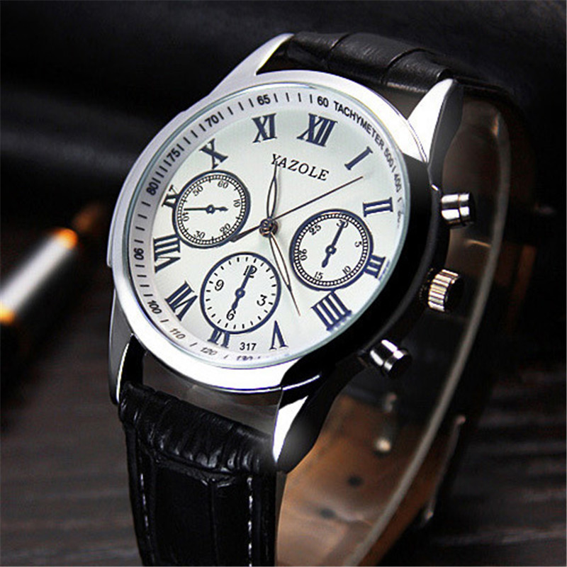 YAZOLE 2018 Fashion Quartz Watch Men Watches Top Brand Luxury Male Clock Business Mens Wrist Watch Ceasuri Erkek Kol Saati yazole 2018 fashion quartz watch men watches top brand luxury male clock business mens wrist watch ceasuri erkek kol saati