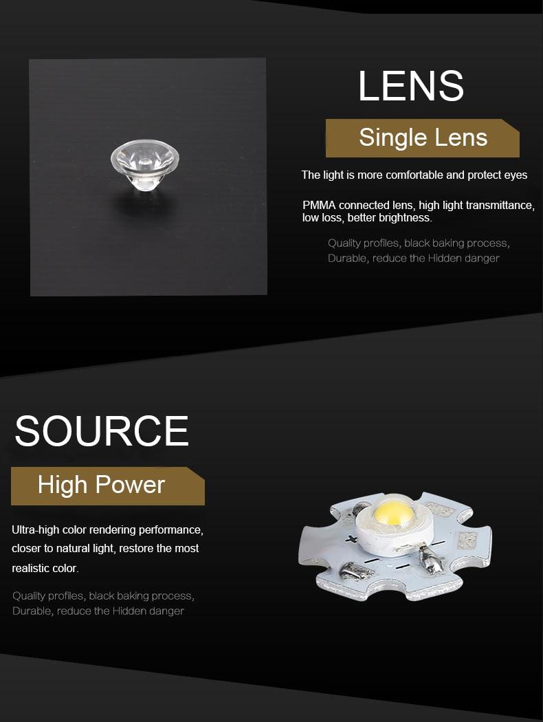 Venda quente AC85V-265V prata downlight recessed led