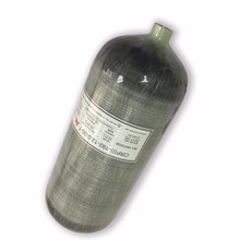 AC3120 Gas Cylinder Paintball Tank 12L 4500 psi Composite Carbon Fiber For Airsoft Air Guns Airforce Condor Acecare