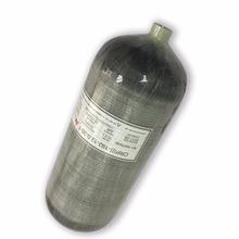 купить AC3120 Gas Cylinder Paintball Tank 12L 4500 psi Composite Carbon Fiber Cylinder For Airsoft Air Guns Airforce Condor Acecare по цене 27678.81 рублей