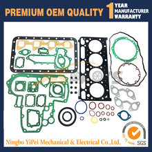 V2203 V2203B V2203T Full Gasket Set with cylinder head Fit Kubota Bobcat Scat Track STD fel pro hs9792pt5 head gasket set