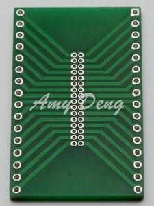 Image 2 - 20 개/몫 sop32 턴 dip32 어댑터 플레이트 너비 본체 soic32 변환 시트 dip1.27 턴 2.54