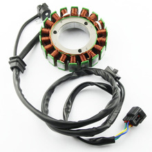 Motorcycle Ignition Magneto Stator Coil for Arctic Cat 500 Automatic 400 Manual Magneto Engine Stator Generator Coil gasoline generator accessories mz360 ef6600 185f manual magneto flywheel