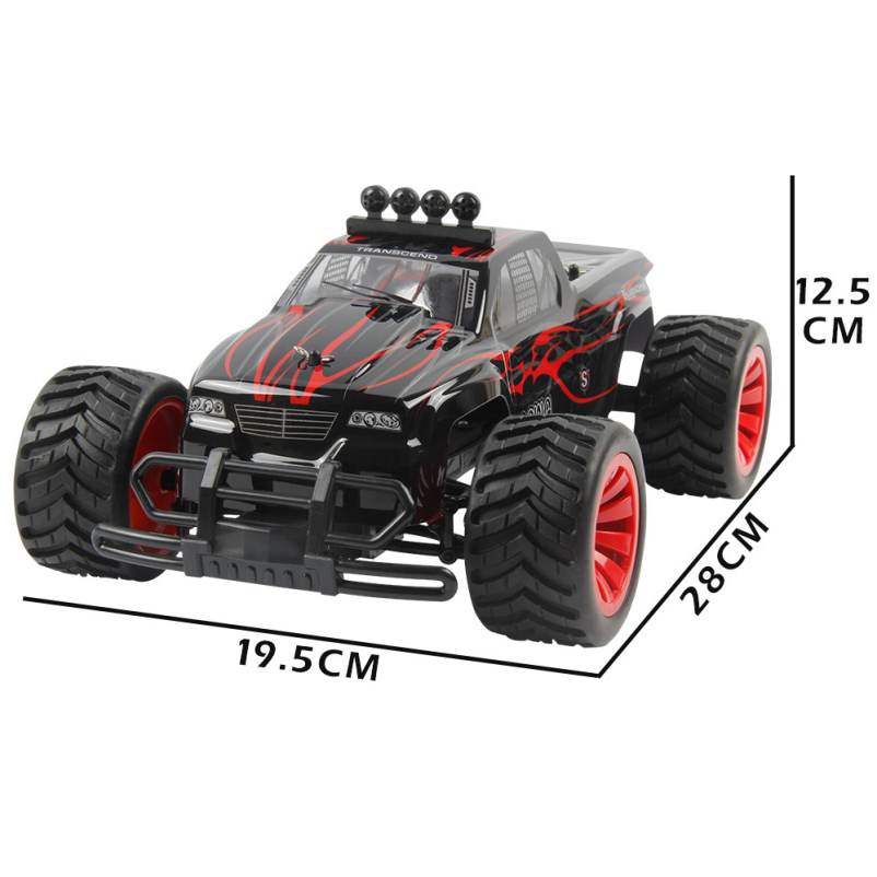 Hot Selling 1/16 High-Speed Car Remote Contro 2.4GHz Electric RC RTR Car Top Racing Gift 1pcs Nov 21
