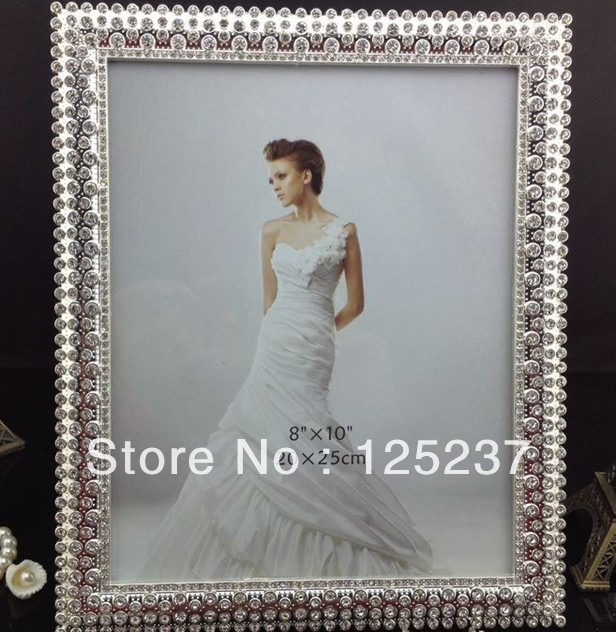 8x10 Picture Frames Square Crystal Frame Wedding Favor Whole Photo Framework Vf 120208 In From Home Garden On Aliexpress Alibaba