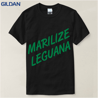 Free Shipping Wholesale Marilize Legajuana Weed New Men S T Shirts Short Sleeve Tshirt Cotton T