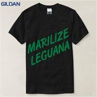 Free Shipping Wholesale Marilize Legajuana Weed New Men S T Shirts Short Sleeve Tshirt Cotton T