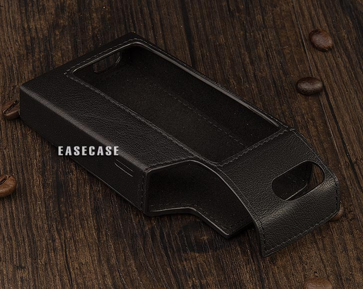 Image 5 - A6 Custom Made Genuine Leather case for HIFIMAN R2R2000-in Phone Pouches from Cellphones & Telecommunications