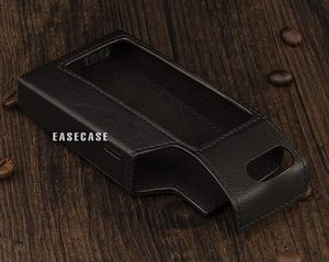 Image 5 - A6 Custom Made Genuine Leather case for HIFIMAN R2R2000