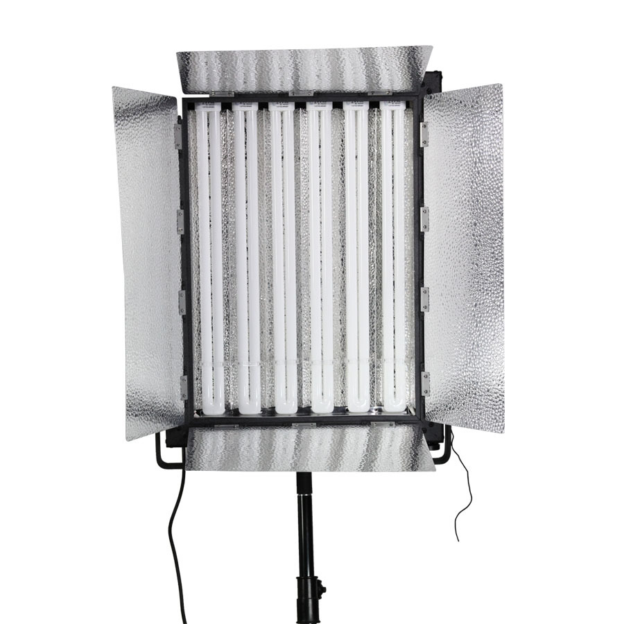 Soft light television lights jewller professional lamp 4 55w color soft lights lamp stage lighting film and television studio