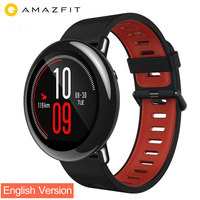 English Version Xiaomi Huami Watch AMAZFIT Pace Smart Sports Watch Heart Rate Monitor For Android IOS Bluetooth 4.0 GPS Original