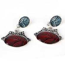 Match-Right Women Necklace Alloy Statement Necklaces Pendants Vintage Jewelry Enamel Necklace Women Accessories  NL587