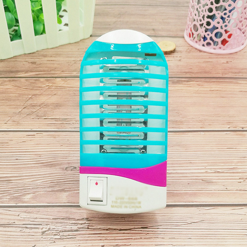 US Plug 110-220V Socket Electric Mosquito Killer Lamp LED Insect Mosquito Repeller Killer Fly Bug Insect Moskito Killer Lamp