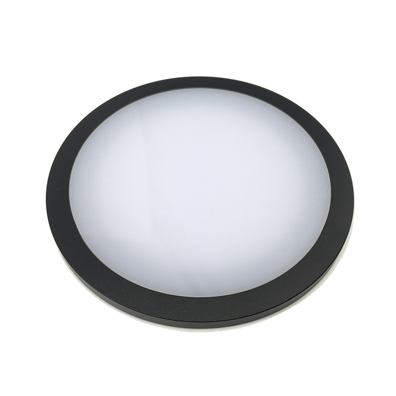 Diameter 95 mm Translucent Board 80 mm Frosted Glass Diffuser Working Stage Specimen Plate Microscope Accessories Parts