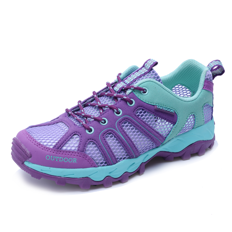 Boots Hiking-Shoes Trekking Waterproof Trainers Athletic Wear-Resistant Mountain-Climbing