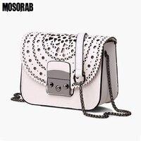Trenadorab Women Bags Soft Leather Small Hollow Out Women Messenger Bags Luxury Handbags Brand Designer Shoudler