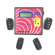 Цифровой Счетчик Remote Master Авто Дистанционного Копир Частоты Метр Машина + 4 Шт. Фиксированный Код Дистанционного Управления Модель 290-450 мГц