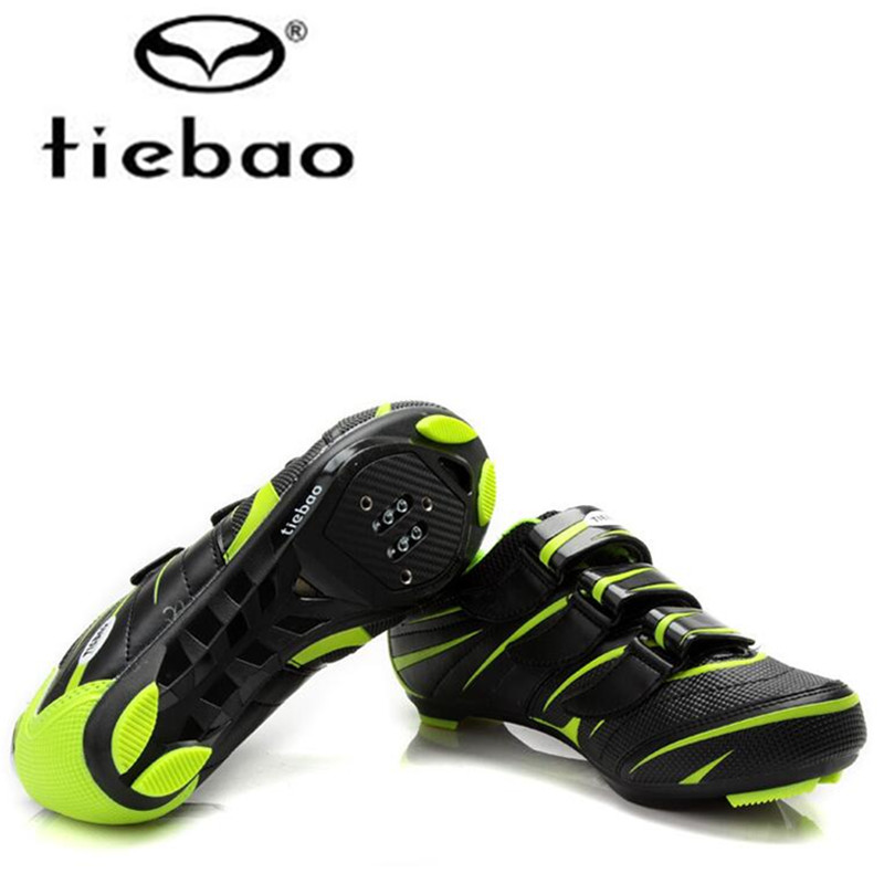 Tiebao Cycling Shoes Men Sneakers Road Bike Sapato Masculino Chaussure Homme Athletic Zapatillas Riding Bicycle Superstar Shoes Stress Relief Toy