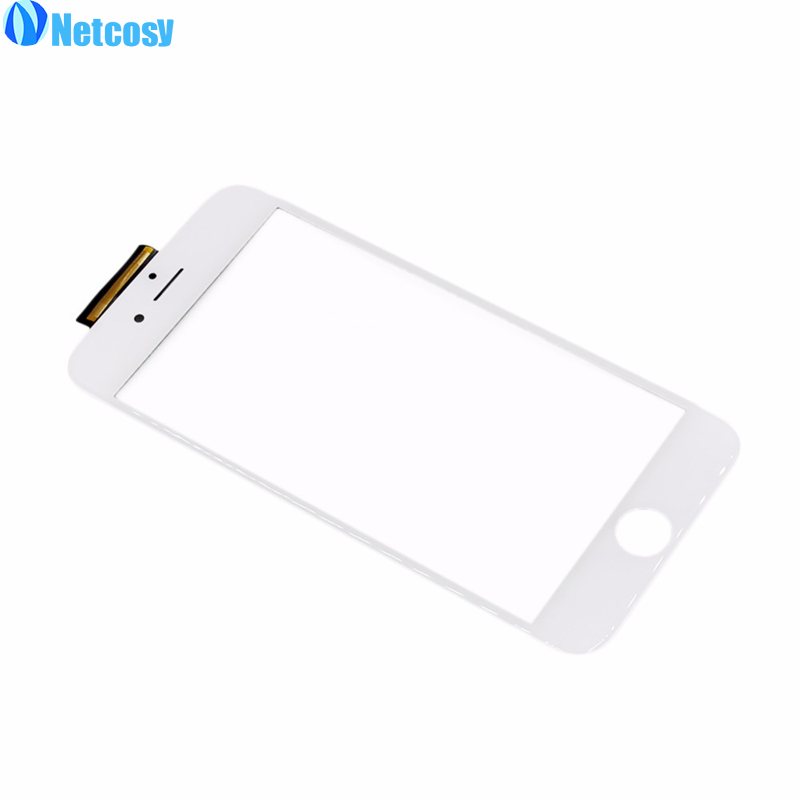 Netcosy Touchscreen Panel Glass For iphone6s Touch Screen Digitizer Display Lens For iphone 6s Replacement Parts Repair Part