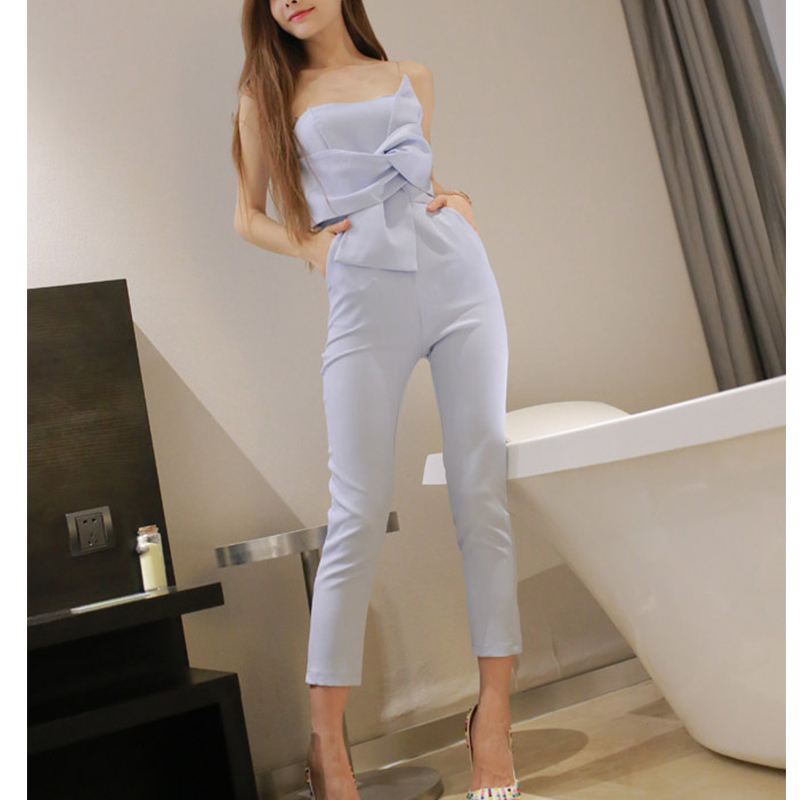 MUXU summer clothes for women body body feminino ladies jumpsuits black backless rompers womens jumpsuit streetwear casual 2018