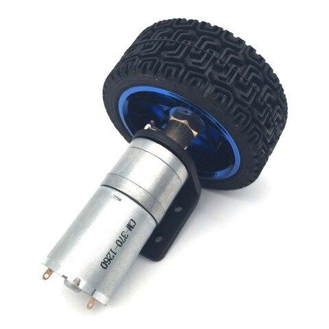 eixo do motor da engrenagem 4mm do codificador dc 6v 12v 24v com suporte de
