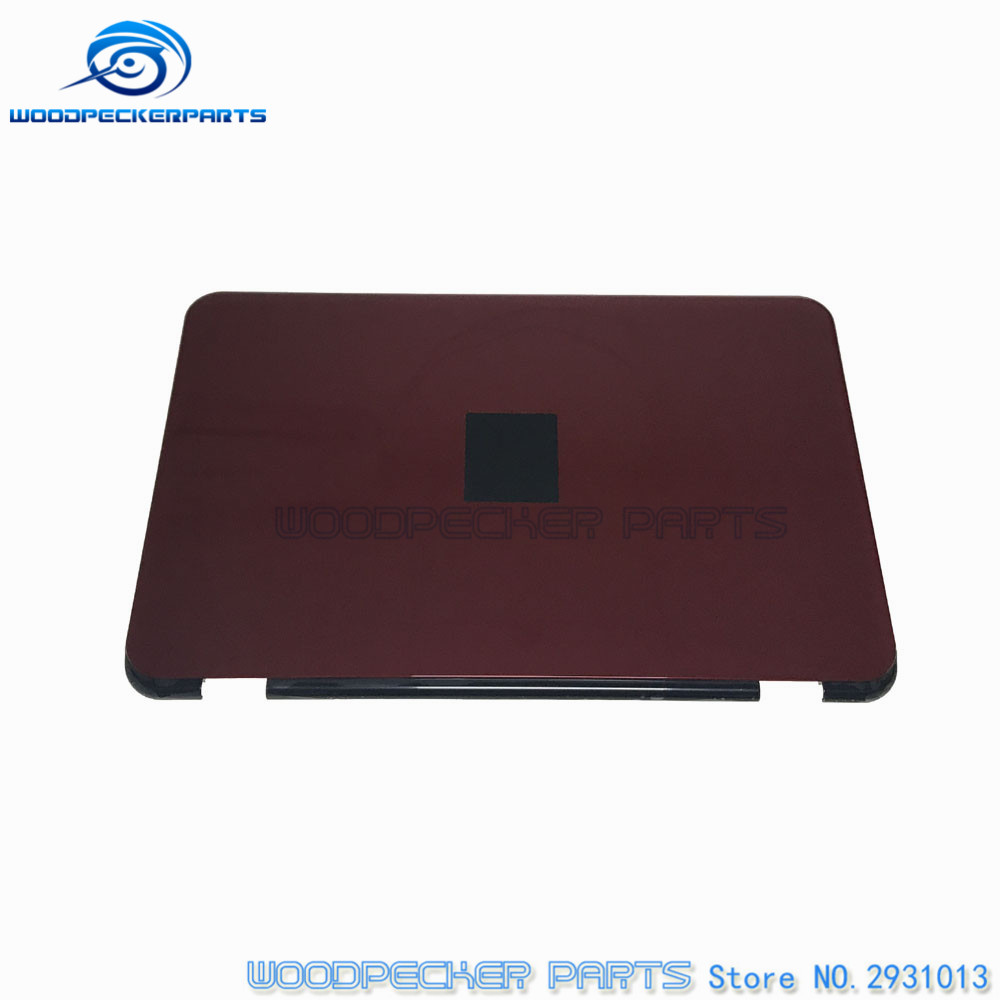 original Laptop New Lcd Top Cover For DELL For Inspiron 15R N5010 M5010 touch screen laptop black DHTXG 0DHTXG 4HH32.022