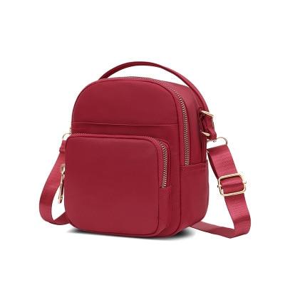 Free DHL shipping handbag for women shoulder bags top quality red zipper crossbody bags