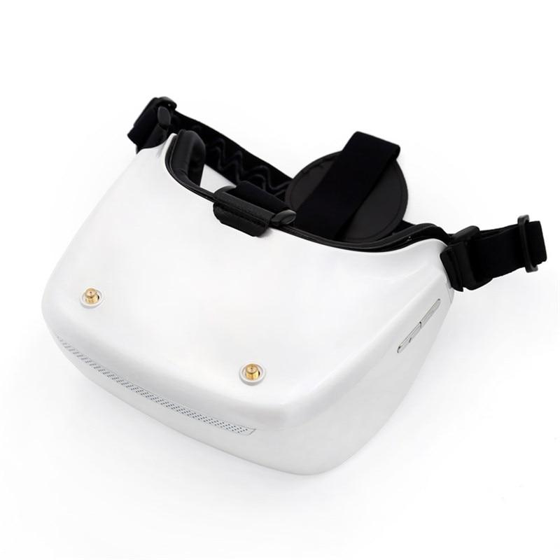 Skyzone SJ H01 1960*1080P 2D 3D FPV Goggles AV Video Headset With HD Port Head Tracker built in 5.8G 40CH Diversity Receiver