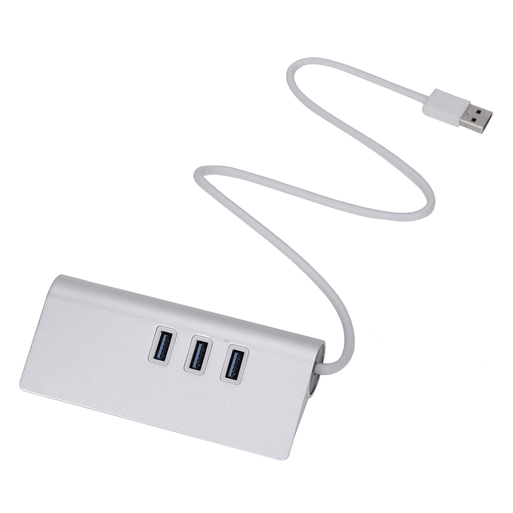 High Speed Multi USB Splitter USB 3 0 HUB With RJ45 Gigabit font b Network b