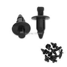50 Pcs for Suzuki GSXR 1300 1000 750 600 for Honda for Kawasaki, Ninja,R1, R6, Bandit Motorcycle ATV Fairing Fender Clip Rivet