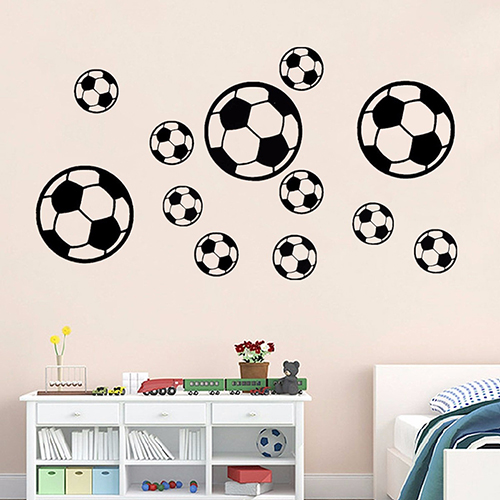 12Pcs Set Football Soccer PVC Wall Art Sticker Decal Boys Bedroom Home  Decor China. Online Get Cheap Bedroom Sets Boys  Aliexpress com   Alibaba Group