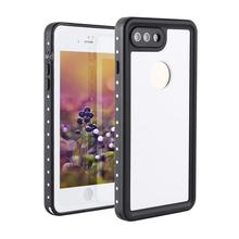 Waterproof Case ShockProof Dirt Proof Snow SandProof Full Body Protection Cover for iphone7PLUS 5.5 Inch 3 Colors