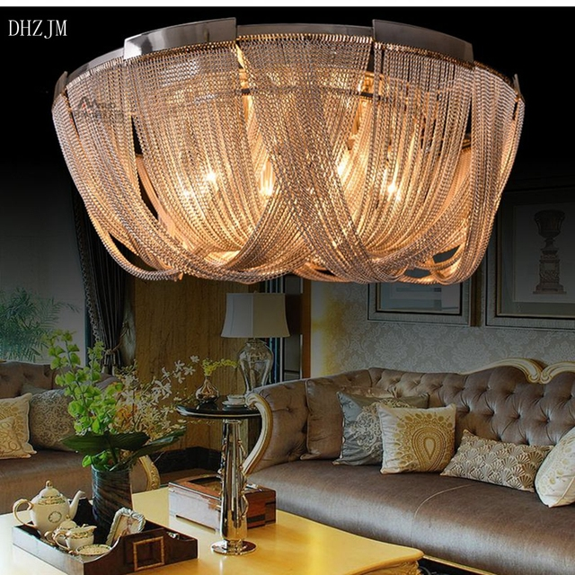 New design led aluminum chandeliers luxury light manufacturers new design led aluminum chandeliers luxury light manufacturers selling flora modern classical luxurious aluminum ceiling lamps aloadofball Gallery
