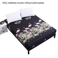 3179e5b61a Queen King Flamingos Mattress Protector Mattress Waterproof Cover BED BUG  PROTECTOR COVERS Home Accessories Wholesale