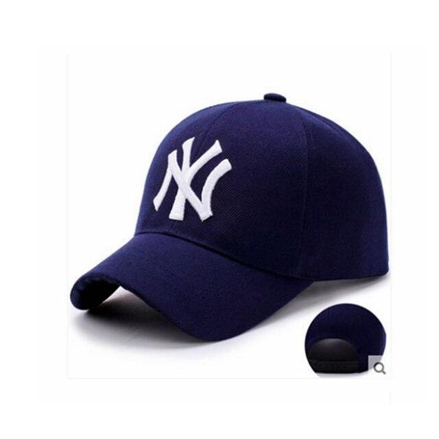 2018 Terbaru Bisbol Topi Fashion Surat Bordir Topi Kreatif Desain Baru Gaya  Yankees Kasual Topi untuk 93dc8291d5