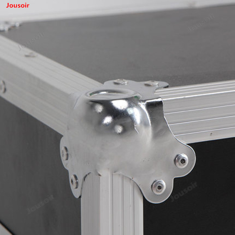 Lampe Aluminium box Air box 4 füße 4 rohr lange reihe gerade rohr kalt licht set Aluminium box kompatibel CD50 t03 - 4