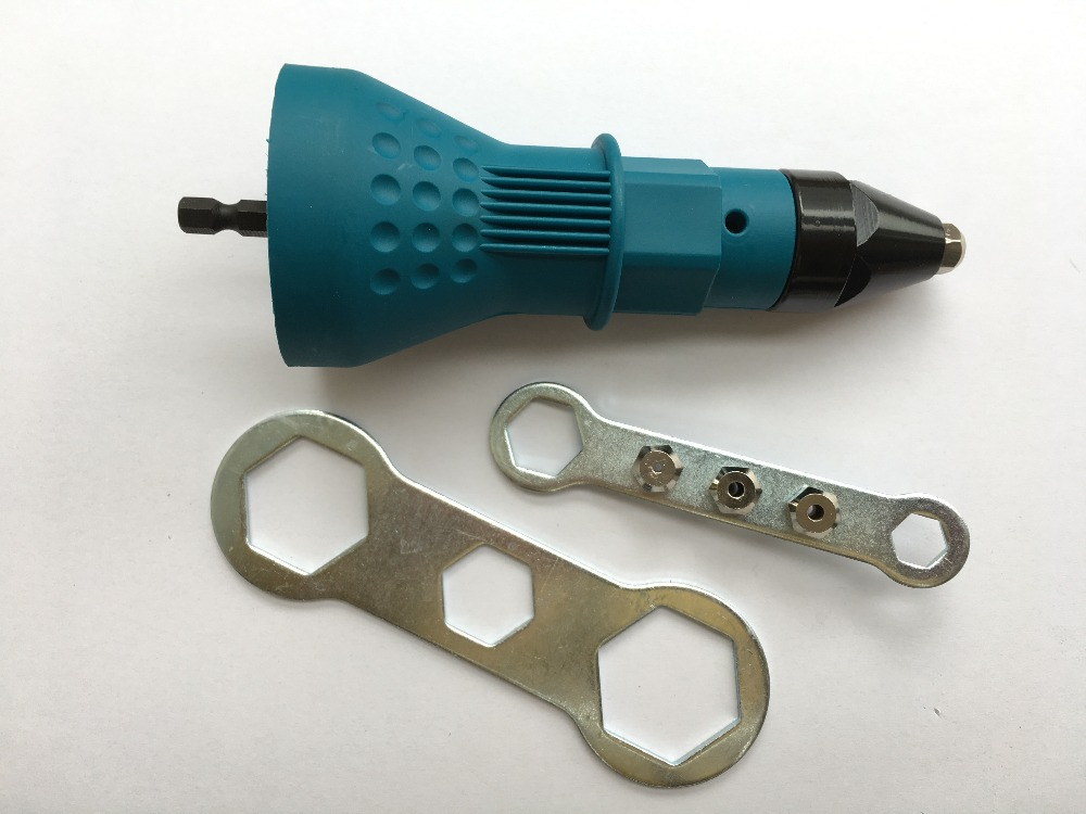 3 16 Electric Riveter Adapter For Electric Drill And Battery Drill